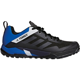 adidas TERREX Trail Cross Sl Shoes Men Core Black/Carbon/Blue Beauty